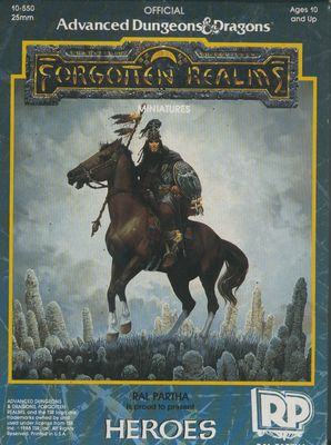 10-550 Forgotten Realms Heroes (front)