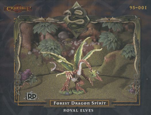 95-001 Forest Dragon Spirit (front)